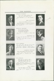 Page 17, 1931 Edition, Rockville High School - Banner Yearbook (Rockville, CT) online yearbook collection