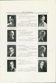 Page 9, 1931 Edition, Rockville High School - Banner Yearbook (Rockville, CT) online yearbook collection
