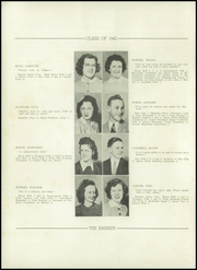 Page 12, 1942 Edition, Rockville High School - Banner Yearbook (Rockville, CT) online yearbook collection