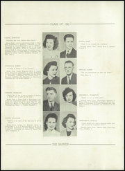 Page 13, 1942 Edition, Rockville High School - Banner Yearbook (Rockville, CT) online yearbook collection
