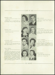 Page 14, 1942 Edition, Rockville High School - Banner Yearbook (Rockville, CT) online yearbook collection