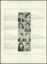 Page 16, 1942 Edition, Rockville High School - Banner Yearbook (Rockville, CT) online yearbook collection