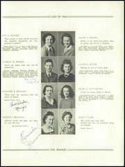 Page 13, 1943 Edition, Rockville High School - Banner Yearbook (Rockville, CT) online yearbook collection