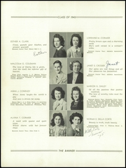Page 14, 1943 Edition, Rockville High School - Banner Yearbook (Rockville, CT) online yearbook collection