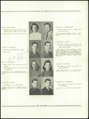 Page 17, 1943 Edition, Rockville High School - Banner Yearbook (Rockville, CT) online yearbook collection