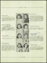 Page 11, 1946 Edition, Rockville High School - Banner Yearbook (Rockville, CT) online yearbook collection