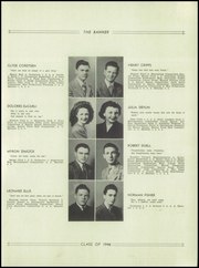 Page 13, 1946 Edition, Rockville High School - Banner Yearbook (Rockville, CT) online yearbook collection