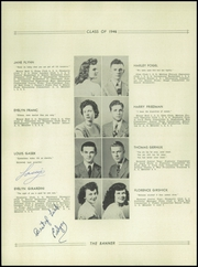 Page 14, 1946 Edition, Rockville High School - Banner Yearbook (Rockville, CT) online yearbook collection