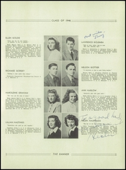Page 15, 1946 Edition, Rockville High School - Banner Yearbook (Rockville, CT) online yearbook collection