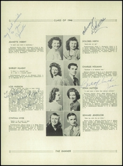 Page 16, 1946 Edition, Rockville High School - Banner Yearbook (Rockville, CT) online yearbook collection