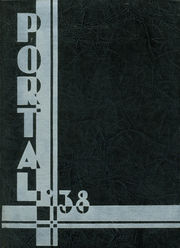 1938 Edition, Weaver High School - Portal Yearbook (Hartford, CT)