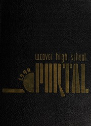 1940 Edition, Weaver High School - Portal Yearbook (Hartford, CT)