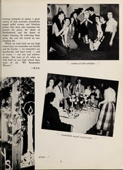 Page 9, 1953 Edition, Weaver High School - Portal Yearbook (Hartford, CT) online yearbook collection