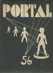 1956 Edition, Weaver High School - Portal Yearbook (Hartford, CT)