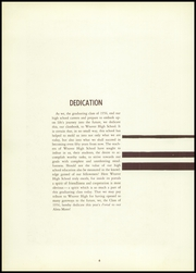 Page 10, 1956 Edition, Weaver High School - Portal Yearbook (Hartford, CT) online yearbook collection