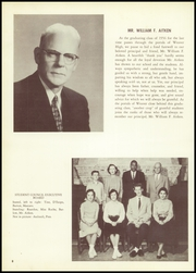 Page 12, 1956 Edition, Weaver High School - Portal Yearbook (Hartford, CT) online yearbook collection