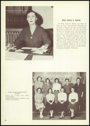 Page 14, 1956 Edition, Weaver High School - Portal Yearbook (Hartford, CT) online yearbook collection
