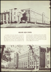 Page 15, 1956 Edition, Weaver High School - Portal Yearbook (Hartford, CT) online yearbook collection