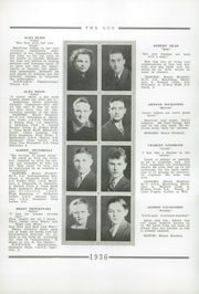 Page 14, 1936 Edition, Torrington High School - Torringtonian Yearbook (Torrington, CT) online yearbook collection