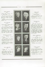 Page 15, 1936 Edition, Torrington High School - Torringtonian Yearbook (Torrington, CT) online yearbook collection