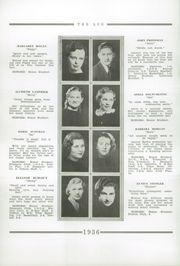Page 16, 1936 Edition, Torrington High School - Torringtonian Yearbook (Torrington, CT) online yearbook collection