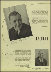Page 10, 1946 Edition, Ridgefield High School - Caudatowan Yearbook (Ridgefield, CT) online yearbook collection