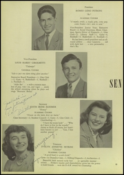 Page 14, 1946 Edition, Ridgefield High School - Caudatowan Yearbook (Ridgefield, CT) online yearbook collection