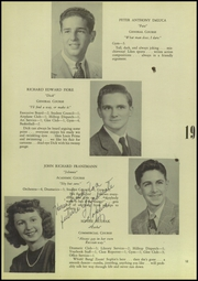 Page 16, 1946 Edition, Ridgefield High School - Caudatowan Yearbook (Ridgefield, CT) online yearbook collection