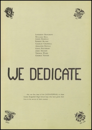 Page 9, 1946 Edition, Ridgefield High School - Caudatowan Yearbook (Ridgefield, CT) online yearbook collection