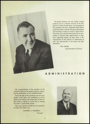 Page 12, 1947 Edition, Ridgefield High School - Caudatowan Yearbook (Ridgefield, CT) online yearbook collection
