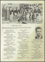 Page 13, 1947 Edition, Ridgefield High School - Caudatowan Yearbook (Ridgefield, CT) online yearbook collection