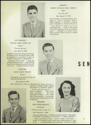 Page 16, 1947 Edition, Ridgefield High School - Caudatowan Yearbook (Ridgefield, CT) online yearbook collection