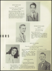 Page 17, 1947 Edition, Ridgefield High School - Caudatowan Yearbook (Ridgefield, CT) online yearbook collection