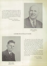 Page 11, 1948 Edition, Ridgefield High School - Caudatowan Yearbook (Ridgefield, CT) online yearbook collection