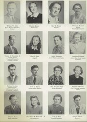 Page 12, 1948 Edition, Ridgefield High School - Caudatowan Yearbook (Ridgefield, CT) online yearbook collection