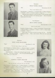 Page 14, 1948 Edition, Ridgefield High School - Caudatowan Yearbook (Ridgefield, CT) online yearbook collection