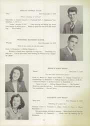 Page 15, 1948 Edition, Ridgefield High School - Caudatowan Yearbook (Ridgefield, CT) online yearbook collection