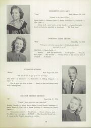 Page 16, 1948 Edition, Ridgefield High School - Caudatowan Yearbook (Ridgefield, CT) online yearbook collection