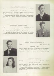 Page 17, 1948 Edition, Ridgefield High School - Caudatowan Yearbook (Ridgefield, CT) online yearbook collection