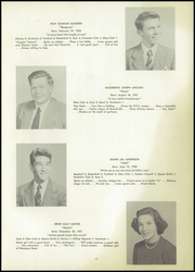 Page 15, 1949 Edition, Ridgefield High School - Caudatowan Yearbook (Ridgefield, CT) online yearbook collection
