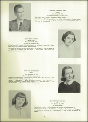 Page 16, 1949 Edition, Ridgefield High School - Caudatowan Yearbook (Ridgefield, CT) online yearbook collection