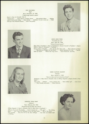 Page 17, 1949 Edition, Ridgefield High School - Caudatowan Yearbook (Ridgefield, CT) online yearbook collection