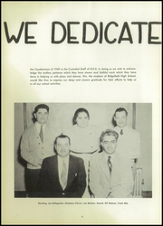 Page 8, 1949 Edition, Ridgefield High School - Caudatowan Yearbook (Ridgefield, CT) online yearbook collection