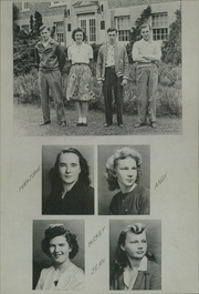 Page 15, 1945 Edition, New Milford High School - Yearbook (New Milford, CT) online yearbook collection