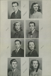 Page 17, 1945 Edition, New Milford High School - Yearbook (New Milford, CT) online yearbook collection