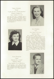 Page 11, 1947 Edition, New Milford High School - Yearbook (New Milford, CT) online yearbook collection