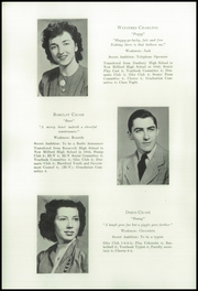Page 12, 1947 Edition, New Milford High School - Yearbook (New Milford, CT) online yearbook collection