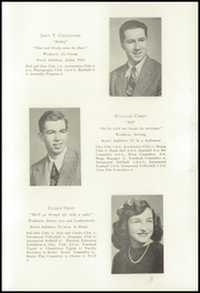 Page 13, 1947 Edition, New Milford High School - Yearbook (New Milford, CT) online yearbook collection