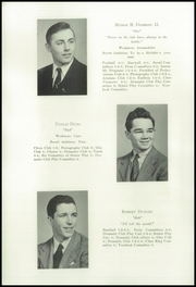 Page 14, 1947 Edition, New Milford High School - Yearbook (New Milford, CT) online yearbook collection