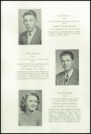 Page 16, 1947 Edition, New Milford High School - Yearbook (New Milford, CT) online yearbook collection